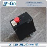 AC High Air Compressor Pressure Switch with 3 Phase