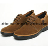 100% Polyester Soft Leather Suede Fabric for Shoes