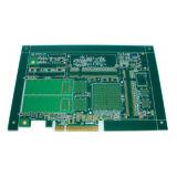 Gold Finger Multilayer 1.6mm 1oz PCB Board