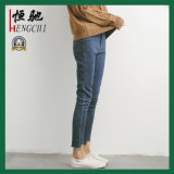 Women Blue Skinny Promotion Washed Leggings Fashion Jeans