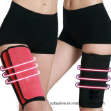 Easy to Put on Adjustable Neoprene Thigh Compression Brace Sleeve