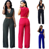 High Qualtiy Sexy Chiffon Jumpsuit for Wholesale