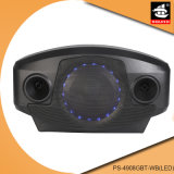 8 Inch Multimedia Party DJ Wireless Karaoke Trolley Bluetooth Active Speaker