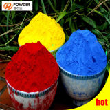 Thermosetting Electrostatic Spray Ral Colors Hybrid Powder Coatings