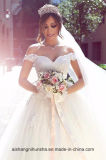 Wedding Dress Tulle Ball Gown Floor Length Bridal Gowns