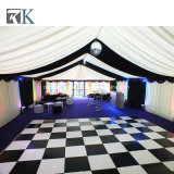 Plywood Polished Dance Floor for Disco Club Event