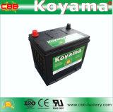 55D23L-Mf 12V 60ah JIS Standard Auto Starting Car Battery