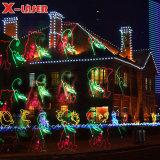 Hotseller Garden Laser Light for Moving Halloween 16 Pattern