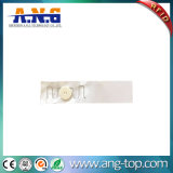 Woven Washable RFID Laundry Tags with H4 Chip