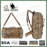 Multicam Sport Travel Rolling Duffle Bag Trolley Bag