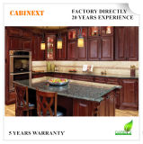 Factory Directly Rta Solid Wood Cherry Raise Panel Kitchen Cabinets