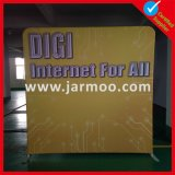 10FT Horizontal Straight Tension Fabric Exhibition Display