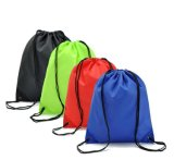 High Quality Fabric Drawstring Bag Backpack for Travelling