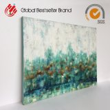 Modern Abstract Hand-Painted Canvas Painting Wall Art for Home Decoration (LH-M170802)