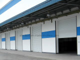 Hurricane Shutters, Roll Up Door, Storm Door (SLLP-55, 56, 120)