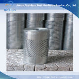 Perforated Metal Tube for Extractors