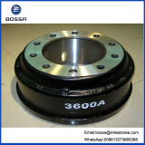 Axle Brake System Spare Parts Brake Drum 3600A for Truck