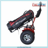 High Tech 60-70km Mileage Golf Scooter Electric E Scooter