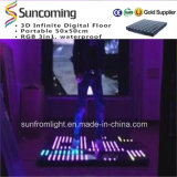 Stage Floor/LED Interactive Dance Floor/LED Dance Floors for Sale