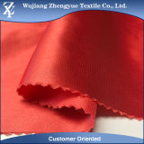 Semi-Dull Polyester Spandex Stretch Satin Fabric for Garment