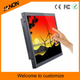 15 Inch Touch Monitor Metal Frame Embedded Monitor