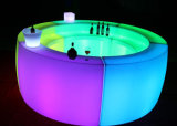 16color, Rechargeable, Round Bar Counter, Round Party Tables