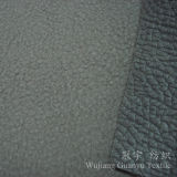 Embossed Leather Fabric 100% Polyester Suede for Sofa Uses