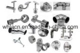Precision Lost Wax Steel Casting Pipe Fitting (Investment Casting)