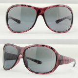 Fashion Promotion Women Polarized Sunglasses with CE Certificate (91060)