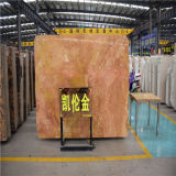 Beautiful Typle Gold Marble Slab for Floor Tile