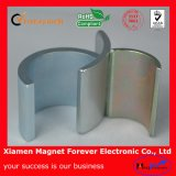 Powerful Permanent Arc Neodymium Magnets/Strong NdFeB Magnets