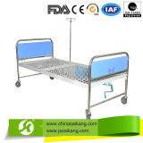 Hospital Mesh Mattress Form Manual Bed