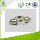 31mm 36mm 39mm 9W CREE Chip Canbus Car LED Light