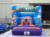 Hot Sale Small Inflatable Under Sea World Bouncer for Kids
