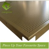 600*600 Aluminum Perforated Building Decorative Ceiling Tiles with ISO9001