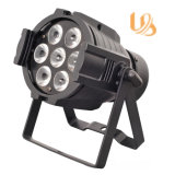7*10W RGBW Aluminum PAR Light LED DJ Lights