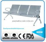 pH-C85 Stainless Steel Waiting Chair Three Seats