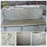 Kashmir White Natural Stone Granite Floor/Wall Polished Tile