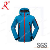 Casual Windproof, Waterproof, Breathable Softshell, Jacket (QF-4038)
