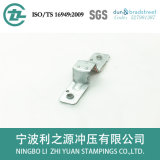 Electrical High Precision U-Shaped Steel Bracket