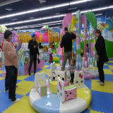 Children′s Indoor Playground Design Indoor Playground Games for Kids