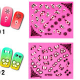 Manufactory 3D Nail Art Sticker Decoration