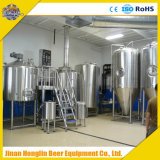 500L Brewery Equipment, Copper Beer Brewing System
