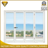 Fashion White Color Aluminum Folding Door for Office Partition