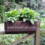 F0-9401 Synthetic Garden Rattan Planters
