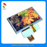 5.0 Inch TFT LCD Modules with Resistive Touch Screen