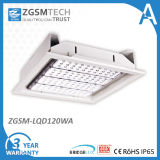 2016 Hot Sell 120W LED Canopy Light From Zgsm Factory