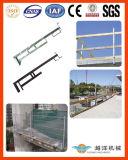 Slab Guardrail System for Edge Safe