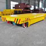High Quality Rail Transfer Car Supplier in Workshop for Material Handling