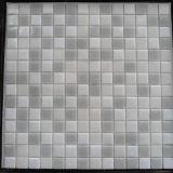 White Art Bathroom Ceramic Mosaic Wall Tiles
